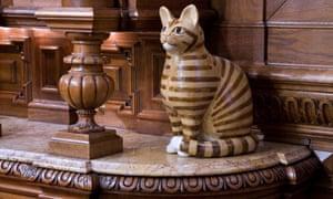 Kattenkabinet, the Cat Cabinet Museum, Amsterdam,