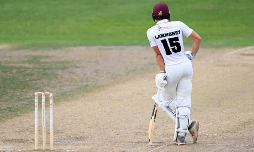 Tom Lammonby was the star for Somerset as they beat Worcestershire to set up a final against Essex.