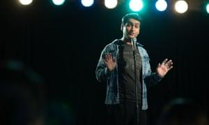 Standup comedian Kumail Nanjiani plays himself in The Big Sick