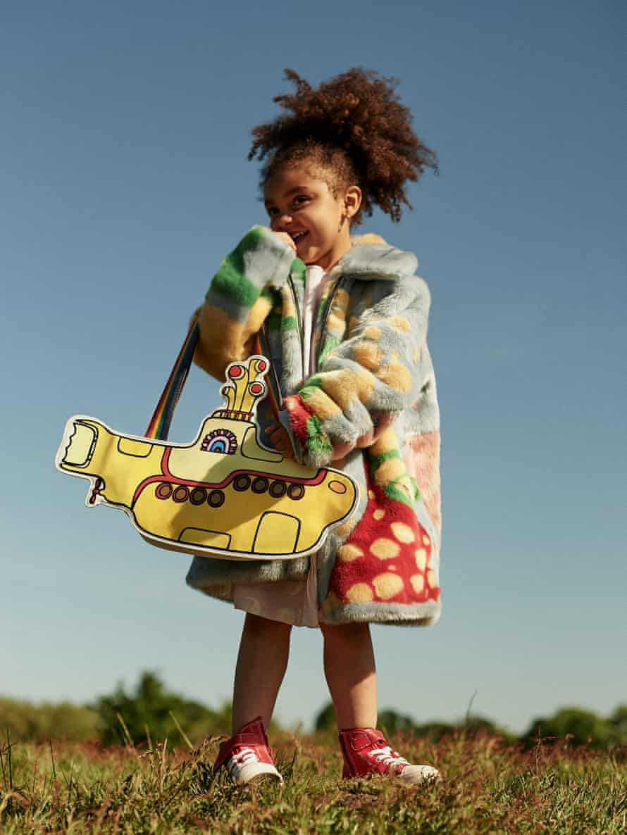 Kidswear featured in the All Together Now collection