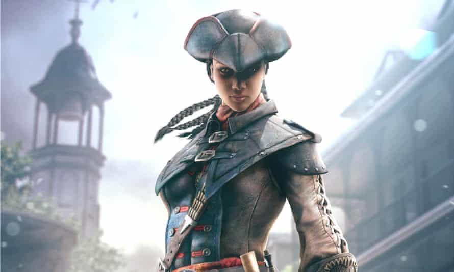 Aveline light, Assassin's Creed III Liberation