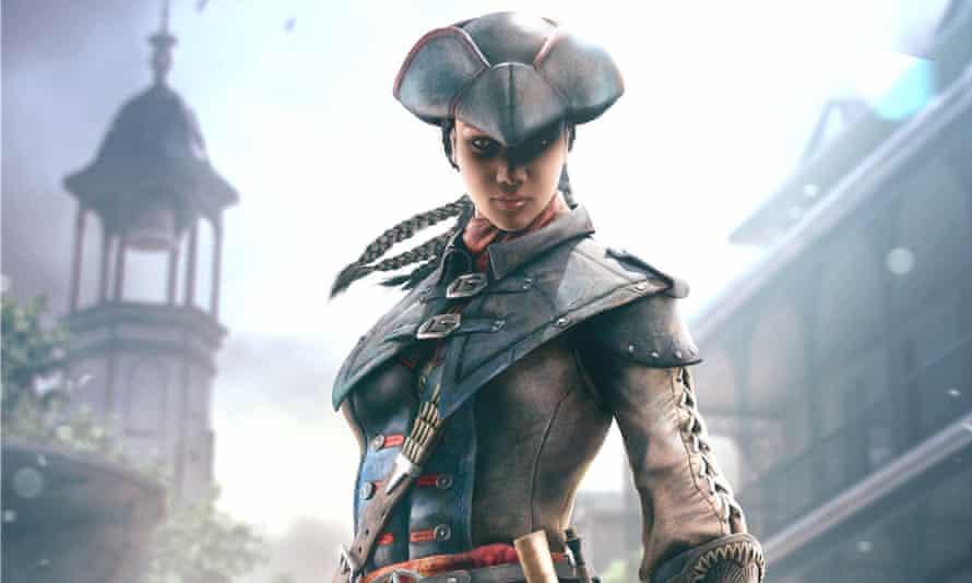 Baroque … Assassin's Creed III: Liberation