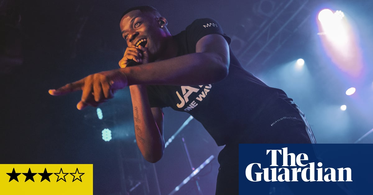 Jay1 review – Coventrys finest rapper blends love, lust and moshpits