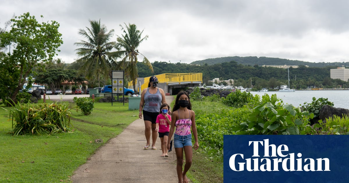 Guam's vaccination success story turns grim with Covid surge