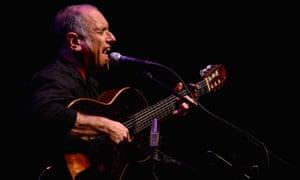 David Broza performing in Virginia in 2015.
