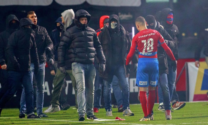 Henrik Larsson leaves Helsingborg after his son was attacked by ...