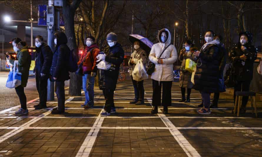 'Covid-19 is an epidemic in China, but no one knows yet whether it will become endemic.'