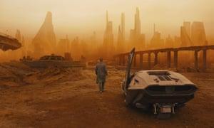 The film Blade Runner 2049.