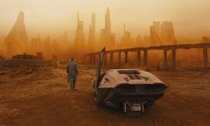 Scene from Blade Runner 2049.