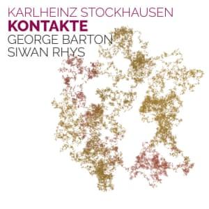 Karlheinz Stockhausen: Kontakte album art work