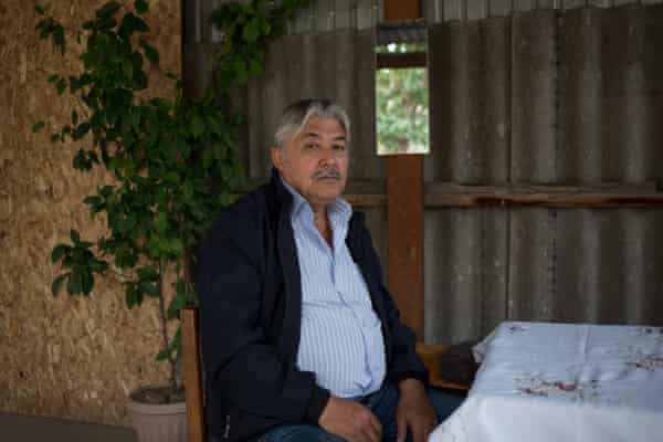 Kibirov Makhmudzhan Akhmetovich, 67, dzhigit-beshchi for 200 families in the Lower Tokoldosh.
