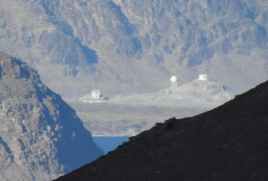 Picture from official sources shows Chinese build up in Panong Tso, one of the areas of contention on the border.