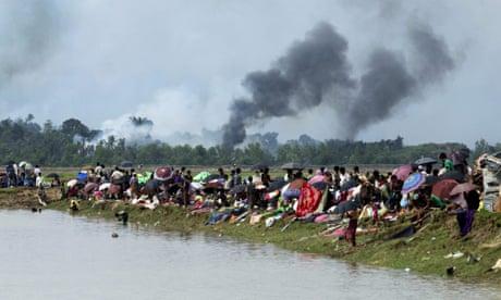6,700 Rohingya Muslims killed in one month in Myanmar, MSF