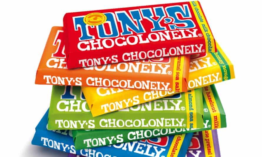 Bite-size bliss: Tony's.
