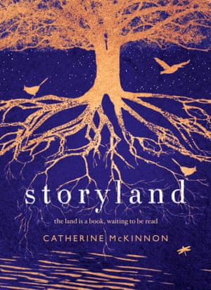 Cover image for Storyland by Catherine McKinnon