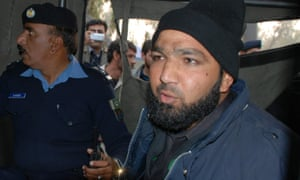 Mumtaz Qadri shot and killed Governor Salman Taseer in 2011 in Islamabad days after Taseer defended a Christian woman accused of desecrating a Koran.