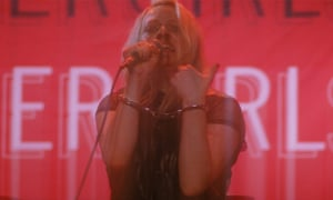 Channelling Courtney Love and Heath Ledger's Joker … Elisabeth Moss in Her Smell.
