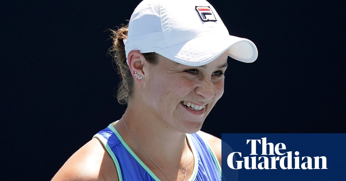 Tennis star Ashleigh Barty named 2020 Young Australian of the Year