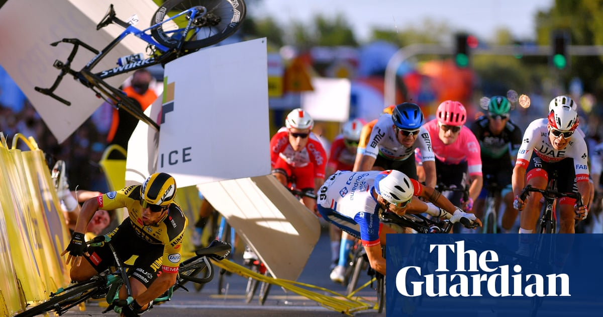Fabio Jakobsen to be woken from induced coma after Tour of Poland crash