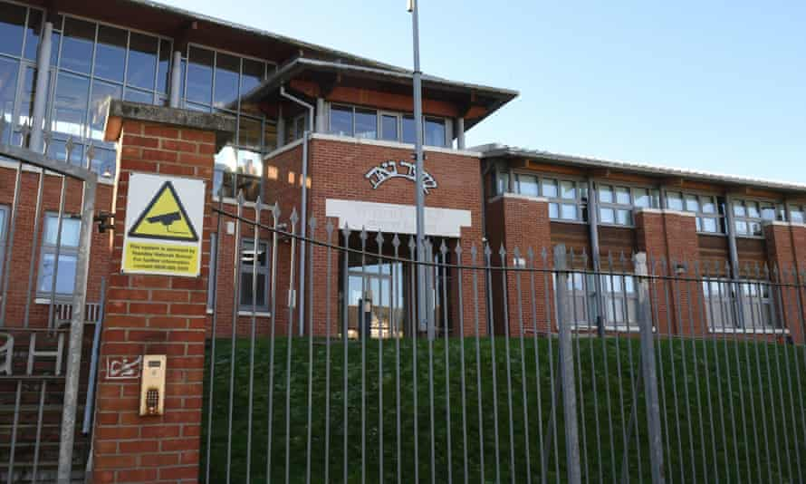 The party was reported to have taken place at the Yesodey Hatorah school in north London.
