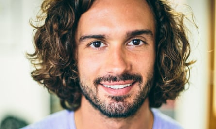Joe Wicks: 'It's a bit annoying when I turn up to photoshoots and they always want me to be topless.'
