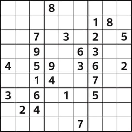Observer sudoku 22.11
