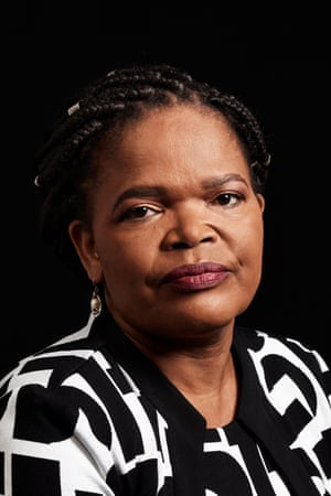 Beatrice Mtetwa is one of Zimbabwe's most respected human rights lawyers, who has been honoured with numerous international awards for her work. In 2014, she was among 10 extraordinary women, from 10 countries, to be presented with the US secretary of state's International Women of Courage award. She is a partner at the law firm Mtetwa and Nyambirai in Harare. 'I also felt it my duty to speak on behalf of my siblings to my father, who was a polygamist ... That's where my community-spiritedness came from, speaking for the underdog'