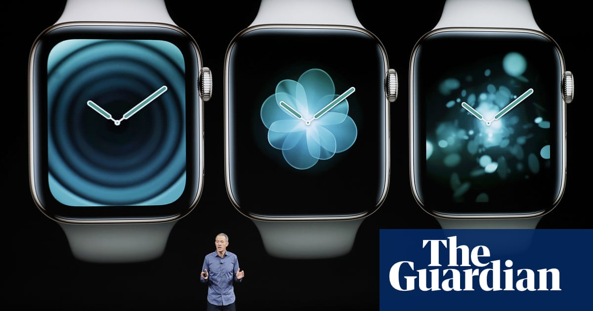 Apple Watch Series 4 will have edge-to-edge screen and