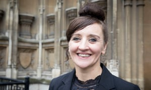 Kath Sansom, the founder of campaign group Sling the Mesh
