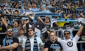 MLS has developed a thriving fanbase across North America