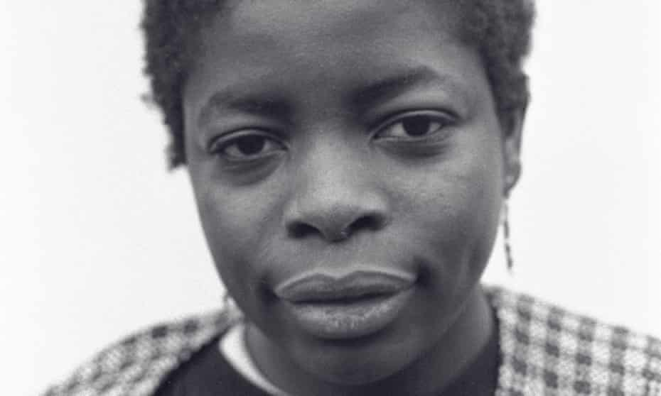 Altheia Jones-Lecointe in the early 70s.