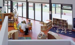 Hollingdean Sure Start centre nursery