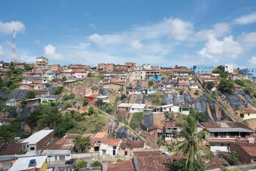 Alto José Bonifacio, a district of Recife, Brazil