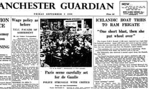 Manchester Guardian, 5 September 1958.