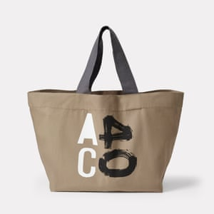 Fab at 40 For her 40th anniversary Ally Capellino's Alison Lloyd has designed a very limited-edition tote. £75, allycapellino.co.uk