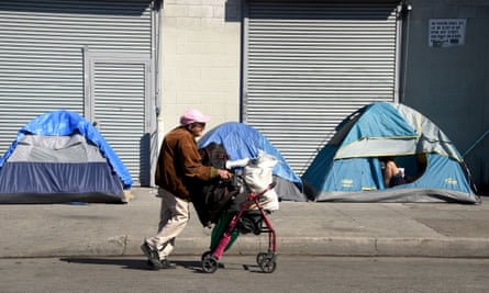 Both San Francisco and Los Angeles have high-profile measures aimed to tackle homelessness in the west.