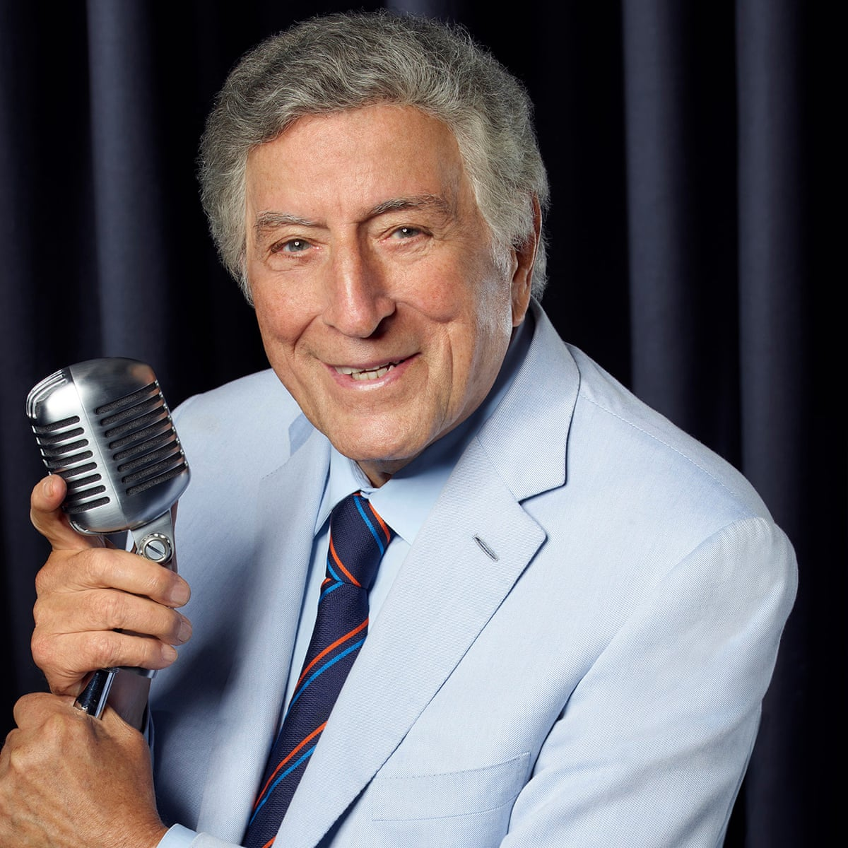 Tony Bennett: 'I can't say my wife and I didn't notice the 40-year age gap  when we met' | Family | The Guardian