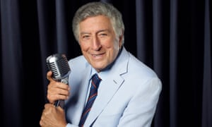 Tony Bennett: 'I can't say my wife and I didn't notice the