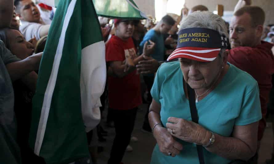 Some analysts say health indicators go a long way to explain why elderly, white US voters handed victory to Donald Trump.