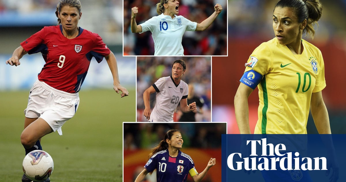 112350fe7fe The 20 greatest female football players of all time