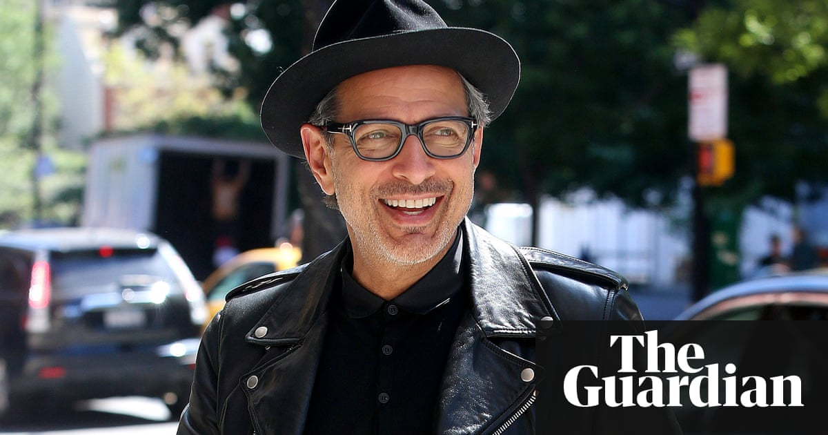 The Sunday Jeff Goldblum entertained me in a nail salon | Bre Graham ...