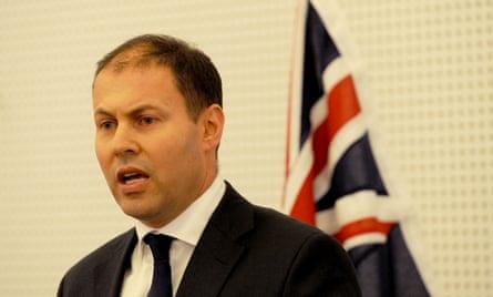 Energy Minister Josh Frydenberg