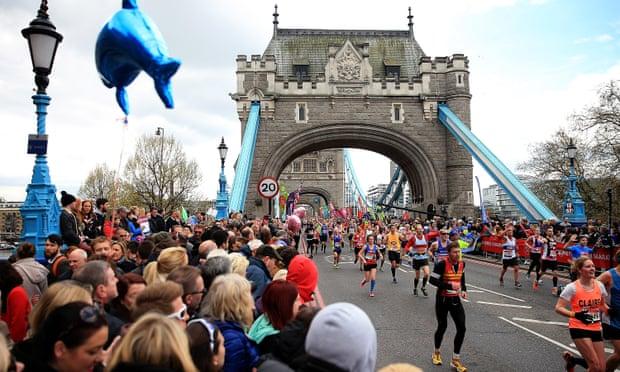 theguardian.com - Daniel Harris - London Marathon 2017 - live!