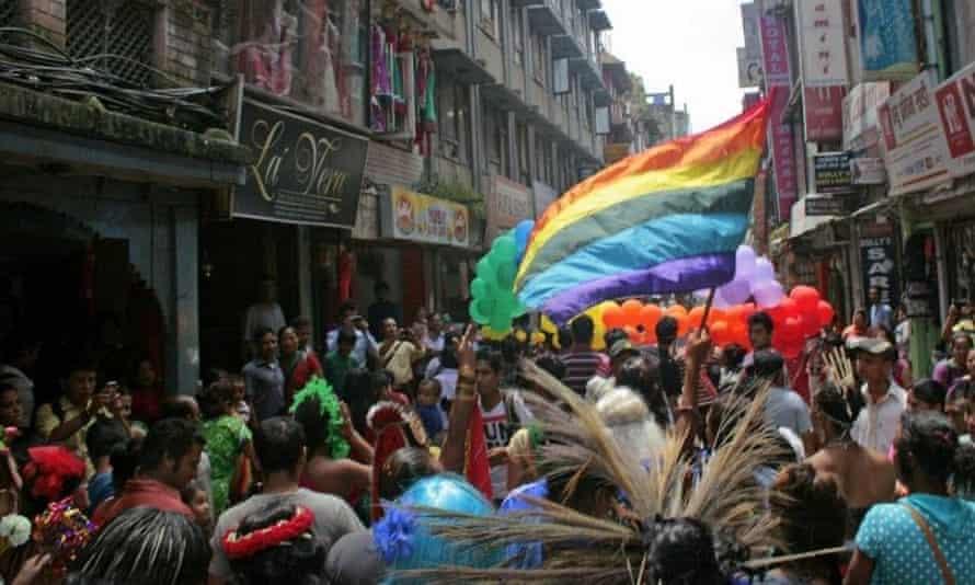 """Gai Jatra"" Pride in 2013"