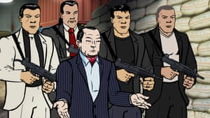 Pacific Heat review – unfunny Archer lookalike blighted by