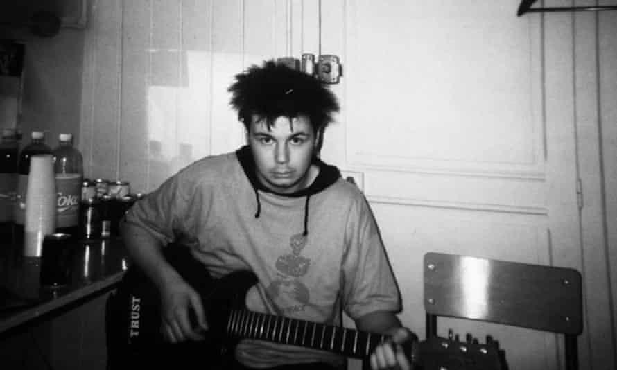 Dickie Hammond, guitarist of Leatherface