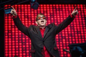 Zurich, Switzerland Elton John performs at Live at Sunset