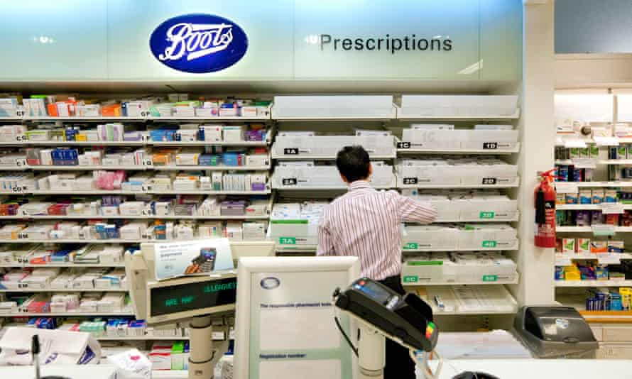 The letters are from Boots, non-Boots and ex-Boots pharmacists.