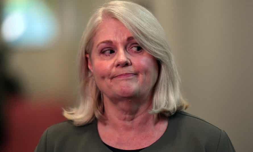 Home affairs minister Karen Andrews