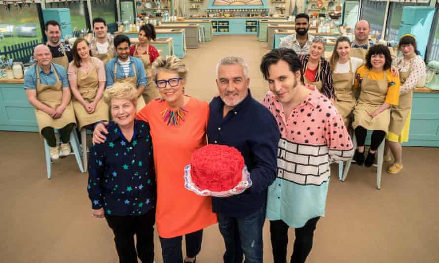 The Great British Bake Off (2018)